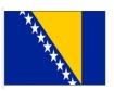 Σημαία Βοσνίας Ερζεγοβίνης