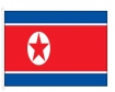 Σημαία Βόρεια Κορέα