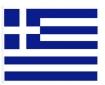 Ελληνική Σημαία Ραφτή 100% Βαμβακερή